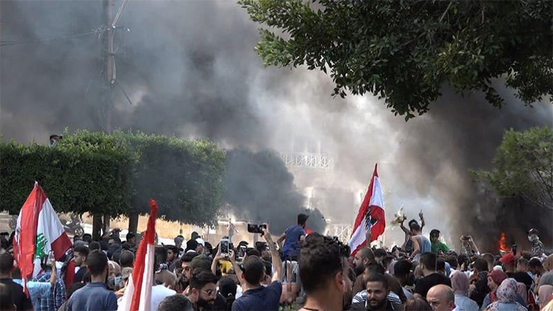 الجيش يُخرج صور من نفق الفوضى: ساعات عصيبة مرّت على المدينة