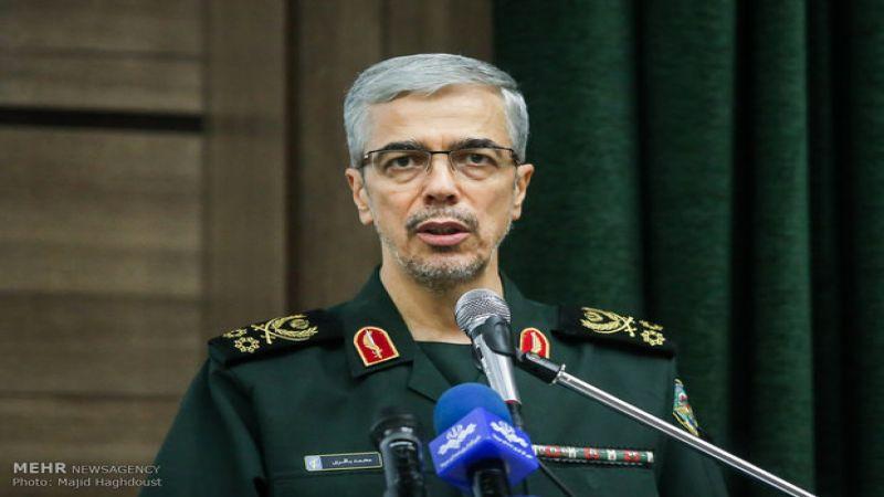 اللواء باقري: قوة الردع الإيرانية تحول دون تطاول الأعداء