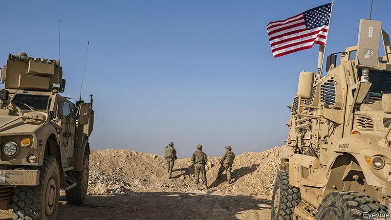 القوات الأميركية تنتشر على الحدود السورية الأردنية
