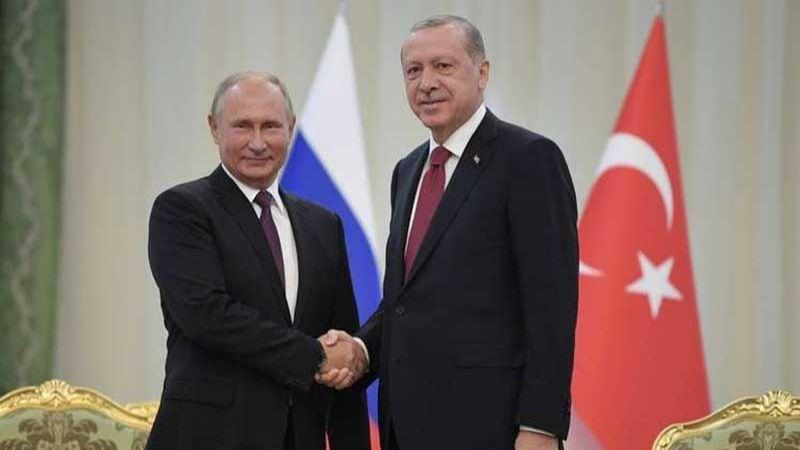 بوتين وأردوغان يتفقان على نشر الشرطة العسكرية الروسية وقوات حرس الحدود السورية شمال شرق سوريا