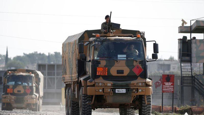 """""""اتفاق سوتشي"""" يُنهي العدوان التركي على الشمال السوري"""