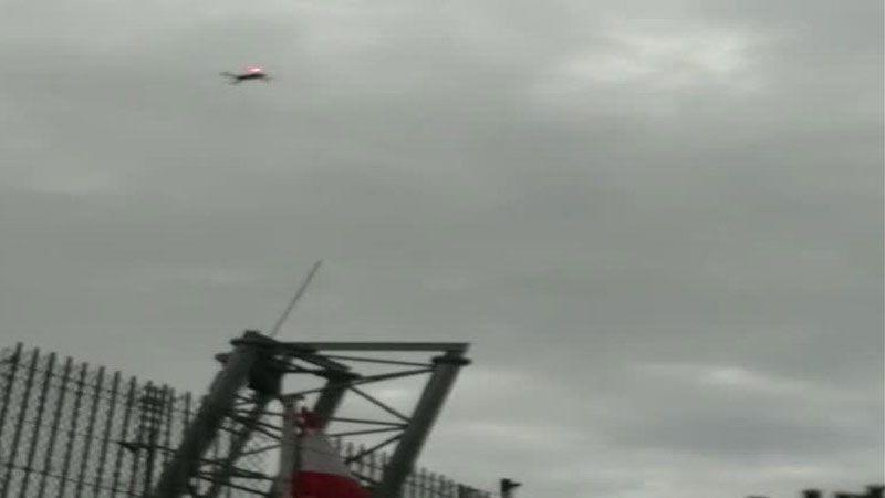 طائرة مسيّرة مُعادية بقبضة أحد مواطني  كفركلا