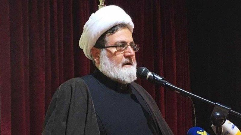 الشيخ البغدادي يحذّر من مغبة أخذ لبنان إلى الفوضى