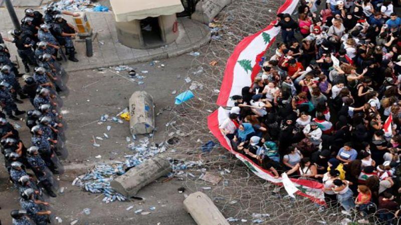 """من """"تل أبيب"""": استمرار الأزمة في لبنان مصلحة لنا"""