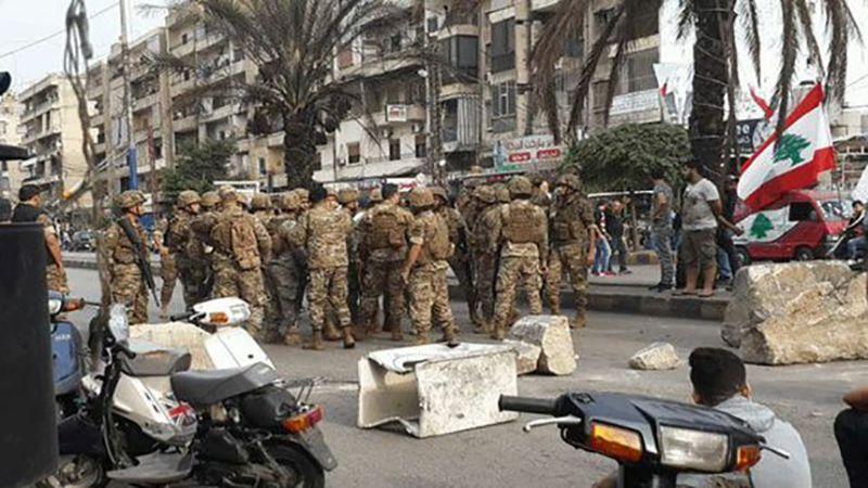 الجيش يوضّح ملابسات حادثة البداوي