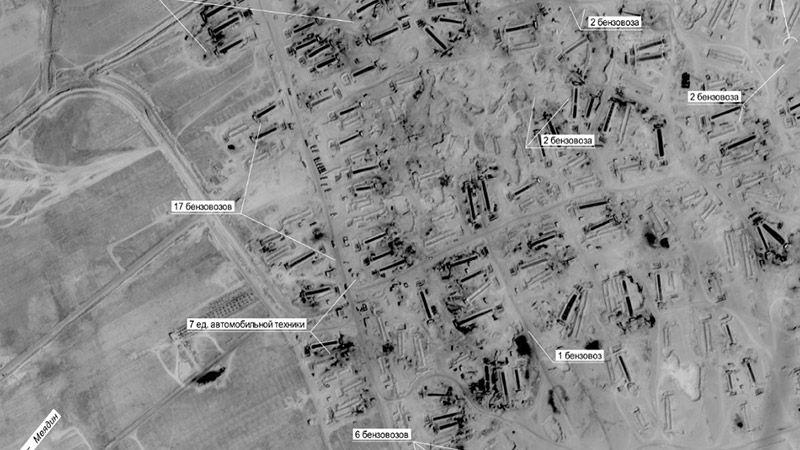 """موسكو تكشف عن """"النهب"""" الأميركي للنفط السوري: قيمته 30 مليون دولار شهريًا"""