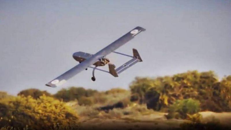 جيش الاحتلال يعلن اعتراض طائرة مسيرة فوق قطاع غزة