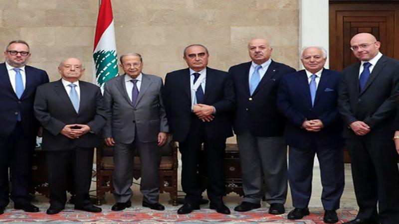 الرئيس عون: ستكون للبنان حكومة نظيفة