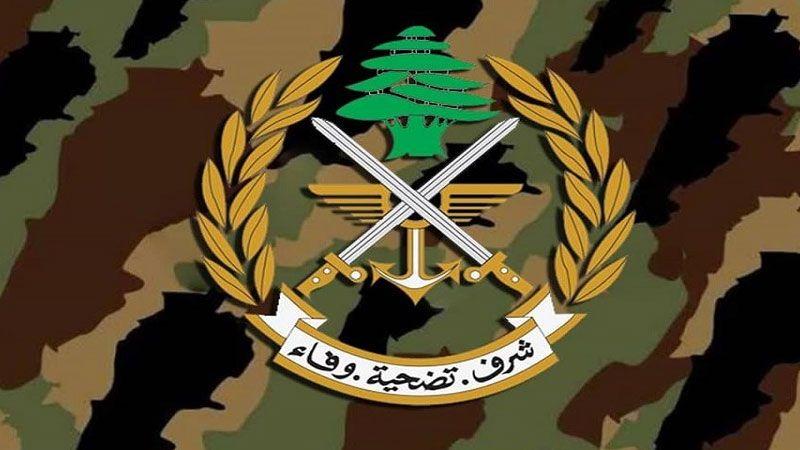 قيادة الجيش اللبناني تدعو إلى فتح الطرقات المقفلة