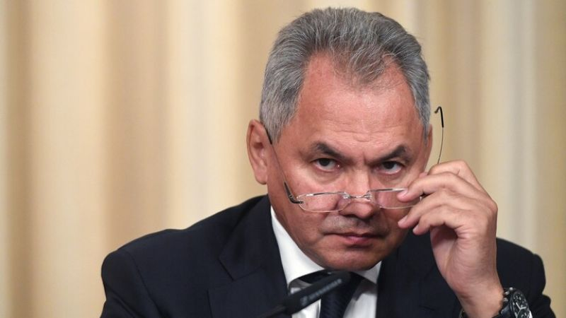 شويغو: مذكرة التفاهم الروسية التركية السبيل الوحيد للحفاظ على سيادة سوريا