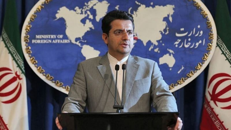 الخارجية الإيرانية: نؤكد على وحدة جميع الطوائف والأحزاب والشخصيات اللبنانية