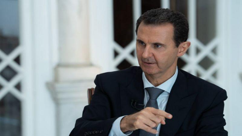 الرئيس الأسد: الحل يبدأ من ضرب الإرهاب في سوريا وإيقاف التدخل الخارجي فيها