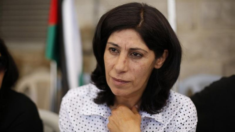 """""""حماس"""" تدين اعتقال خالدة جرار"""