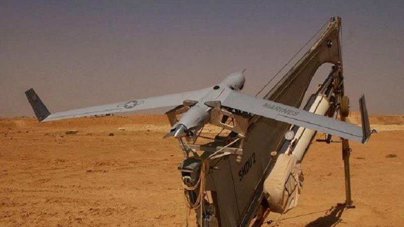 اليمنيون يُسقطون طائرة تجسّس أمريكية بقيمة 11 مليون دولار في عسير