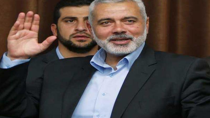 هنية: تلقّينا ردًا بموافقة عباس على إجراء الانتخابات