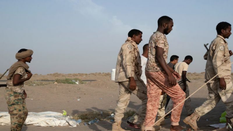 """بالأرقام.. """"الجيش السوداني"""" أكبر الخاسرين في اليمن"""""""