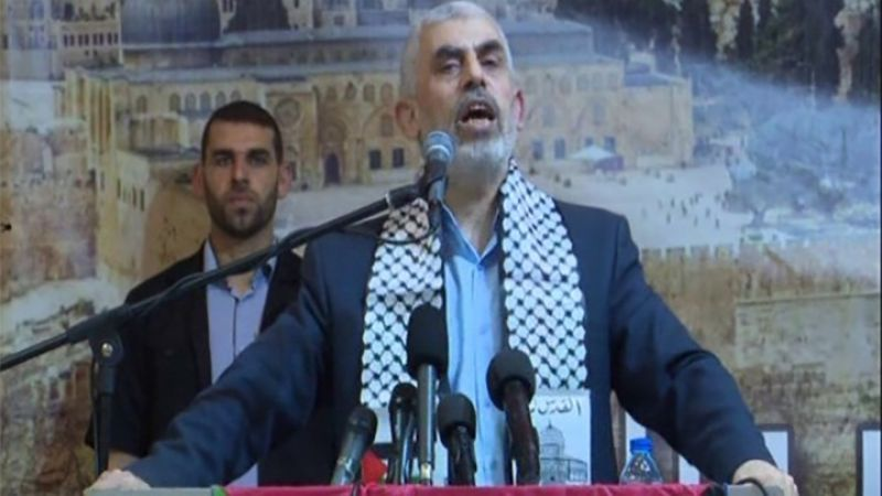 السنوار: لدينا ألاف الصواريخ التي ستحول مدن الاحتلال الى اشباح