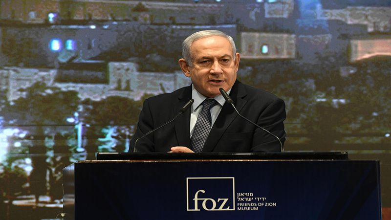 """نتنياهو: لم يعد يُنظر لـ""""إسرائيل"""" كعدوّ في الشرق الأوسط"""