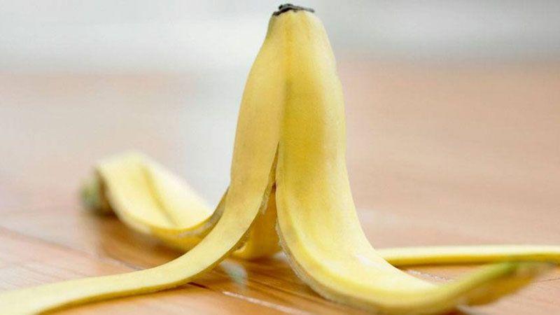 ما هي فوائد أكل قشر الموز؟
