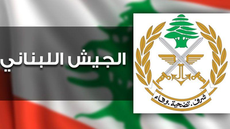 الجيش أوقف الإرهابي المتهم بالاعتداء على دورية الجيش في شباط 2013