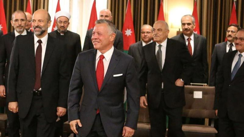 الأردن: استقالة الحكومة تمهيدا لتعديل وزاري رابع