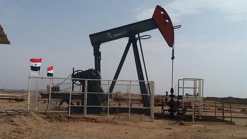 الجيش السوري يدخل حقول الرميلان النفطية