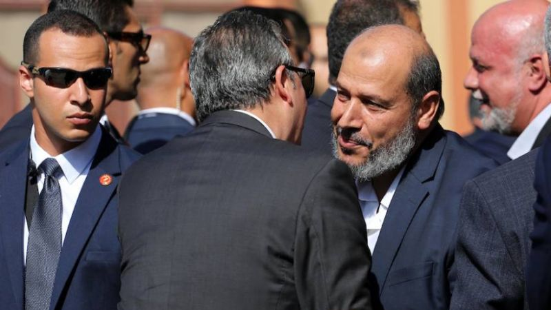 """وفد قيادي من """"حماس"""" يتوجّه إلى القاهرة"""