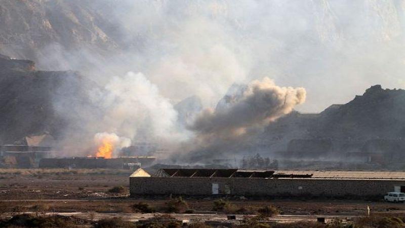 سريع: العدوان يصعّد من غاراته على صعدة شمال اليمن