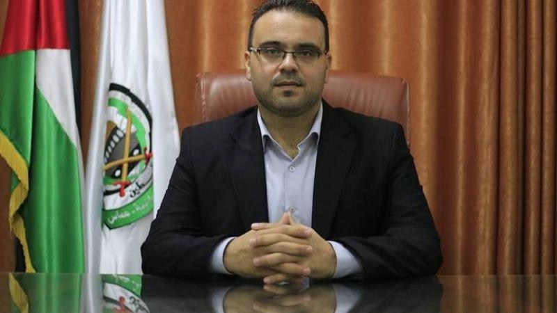 """""""حماس"""": الأطراف """"المطبّعة"""" مع الاحتلال ترتكب جريمة كبيرة بحق قضيتنا"""