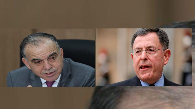 القاضي ابراهيم يستمع للسنيورة ويدعي على مدير عام الجمارك بجرم هدر المال العام