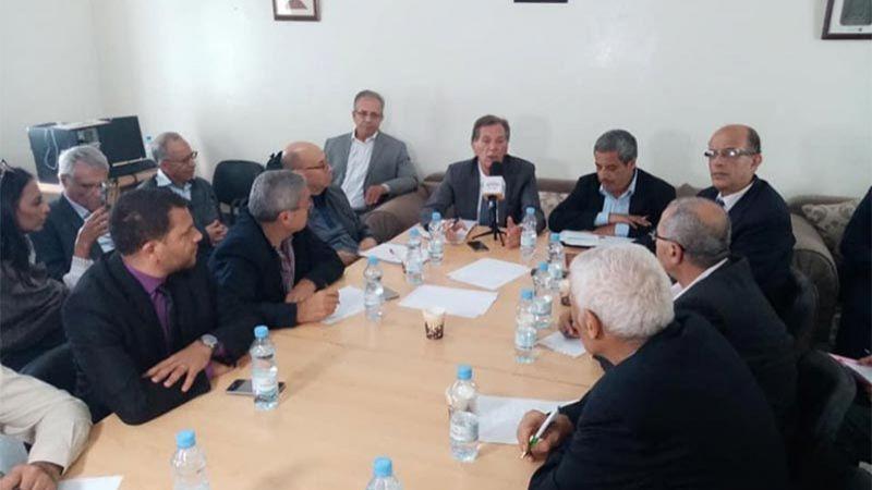 التونسيون يحيون ذكرى وعد بلفور