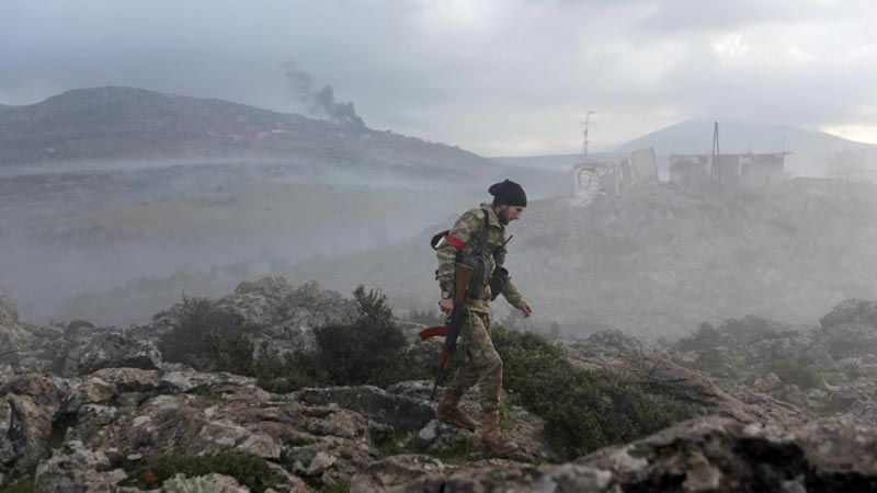 """""""ناشيونال انترست"""": كيف دعمت واشنطن العدوان التركي شمال شرق سوريا ؟"""