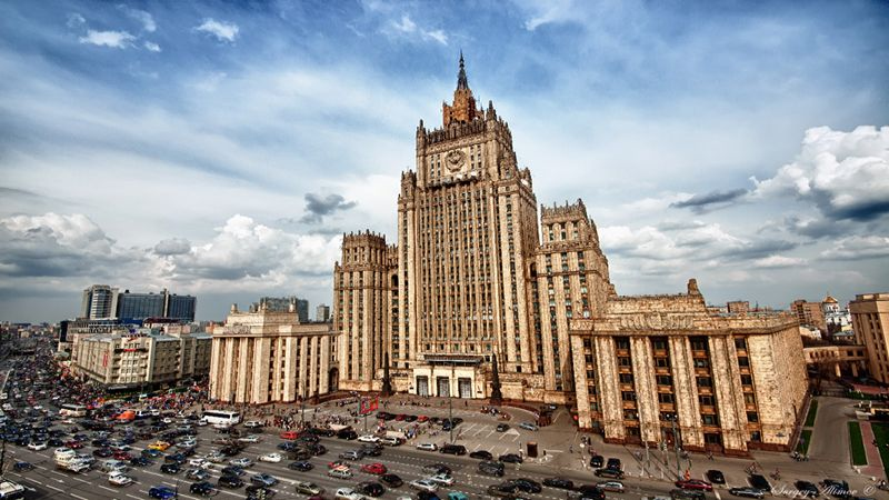 """الخارجية الروسية تنتقد سياسة أميركا تجاه إيران: """"قصيرة النظر"""""""