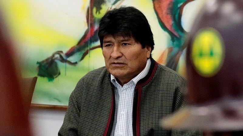 محاولة انقلاب في بوليفيا