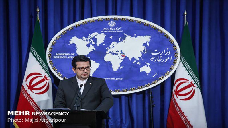 """الخارجية الإيرانية: لا حق لأوروبا لإستخدام آلية """"العودة المفاجئة"""" ضد ايران"""