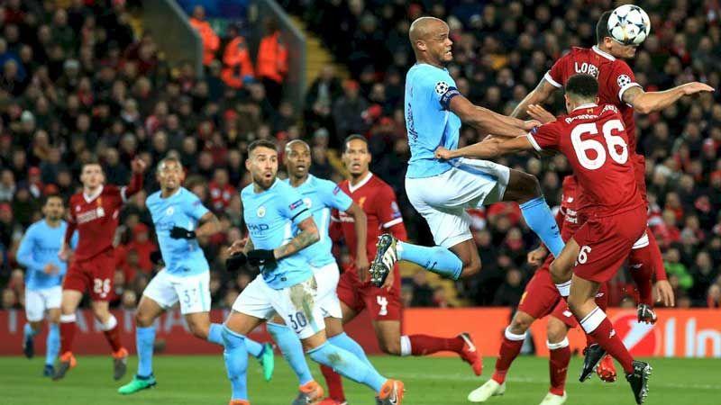 ليفربول يهزم السيتي ويعزز هيمنته على صدارة الدوري الانكليزي