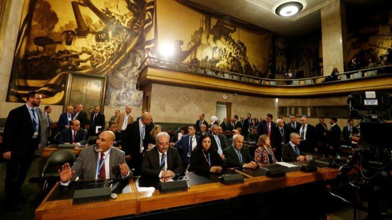 كيف سارت الجولة الأولى من اجتماعات اللجنة المصغرة لمناقشة الدستور السوري؟