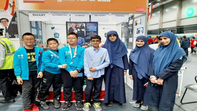 مدارس المهدي(ع) تحرز المركز الثاني عربياً والـ14 عالميًّا في أولمبياد الروبوت بهنغاريا