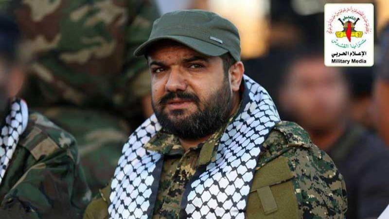 من هو الشهيد القائد بهاء أبو العطا؟