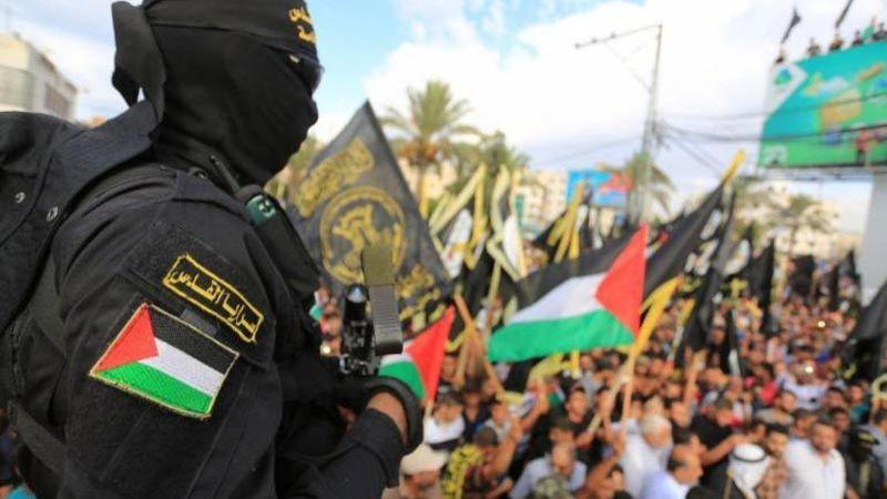 آليات الاحتلال شمال وشرق غزة تحت مرمى قذائف سرايا القدس