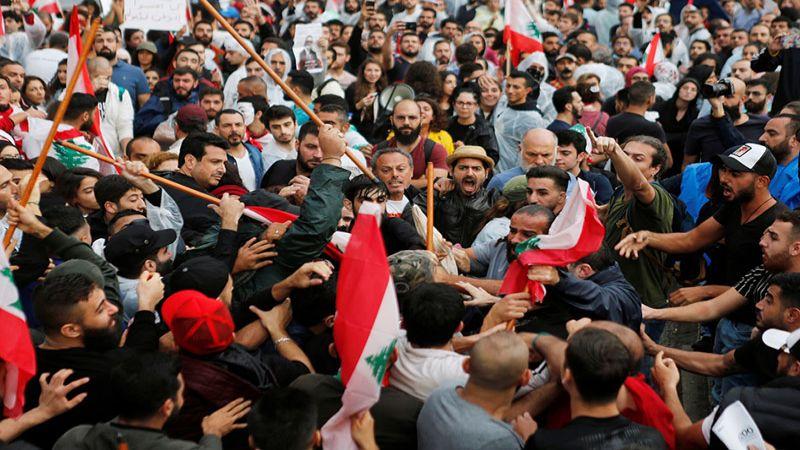 التظاهرات في لبنان بين العفوية والتسييس: المشهدية (3)