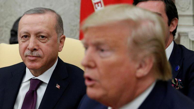 الإعلام الأمريكي ينتقد زيارة أردوغان للولايات المتحدة