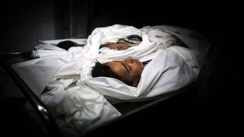 العدوان على غزة..بالصور
