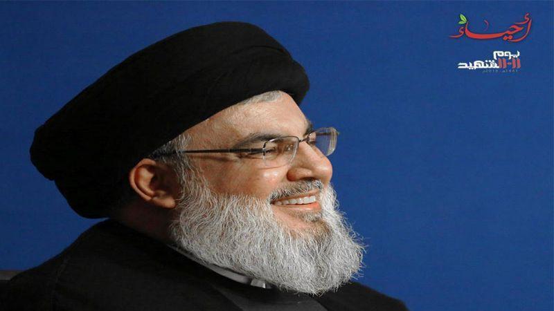 موقع لبنان بالمواجهة الشاملة في خطاب السيد نصر الله