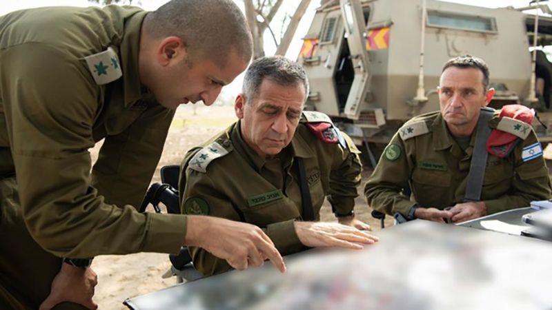 """""""الإسرائيليون أطلقوا عملية """"الحزام الأسود"""" فتلقوا خسائرها"""