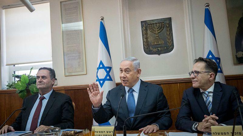 إجبار وزراء العدو على التوقيع على اتفاق يمنع تسريب نقاشات الحكومة