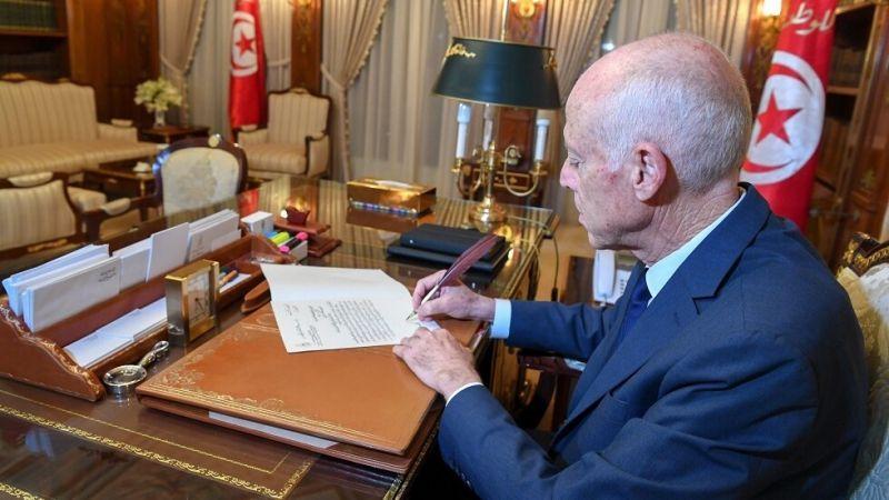 """الرئيس التونسي يكلف رسميًا مرشح """"حركة النهضة"""" بتشكيل الحكومة"""