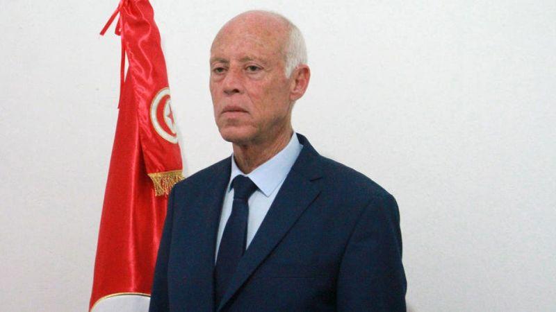 الرئيس التونسي يخرق موجة التطبيع مع العدو: غزة قبلة العزّ