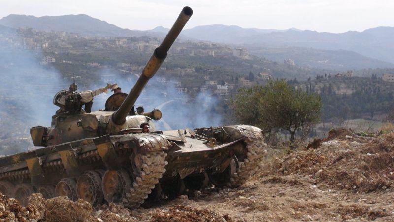 الجيش السوري يبدأ المرحلة الثانية من عملياته العسكرية في إدلب