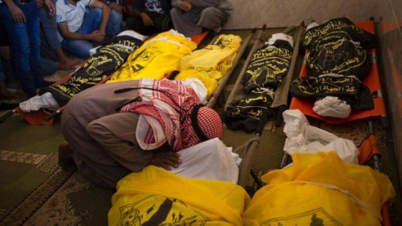 مجزرة عائلة أبو ملحوس.. هل تحيي ضمير المجتمع الدولي؟